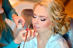 Braut-Make-up Halle/Saale